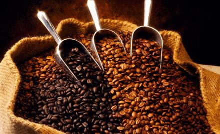 Смешанные сорта зернового кофе