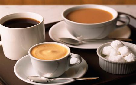Калорийность чашки кофе
