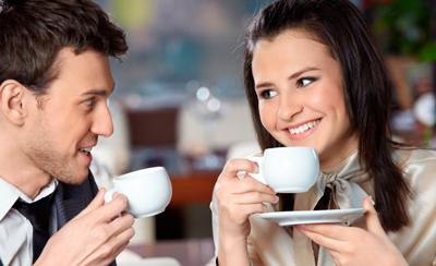 Кофе на свидании
