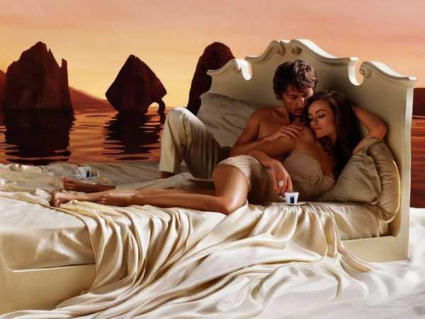 Утреннее кофе в постель и секс