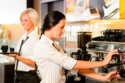Как готовят кофе в ресторанах и барах