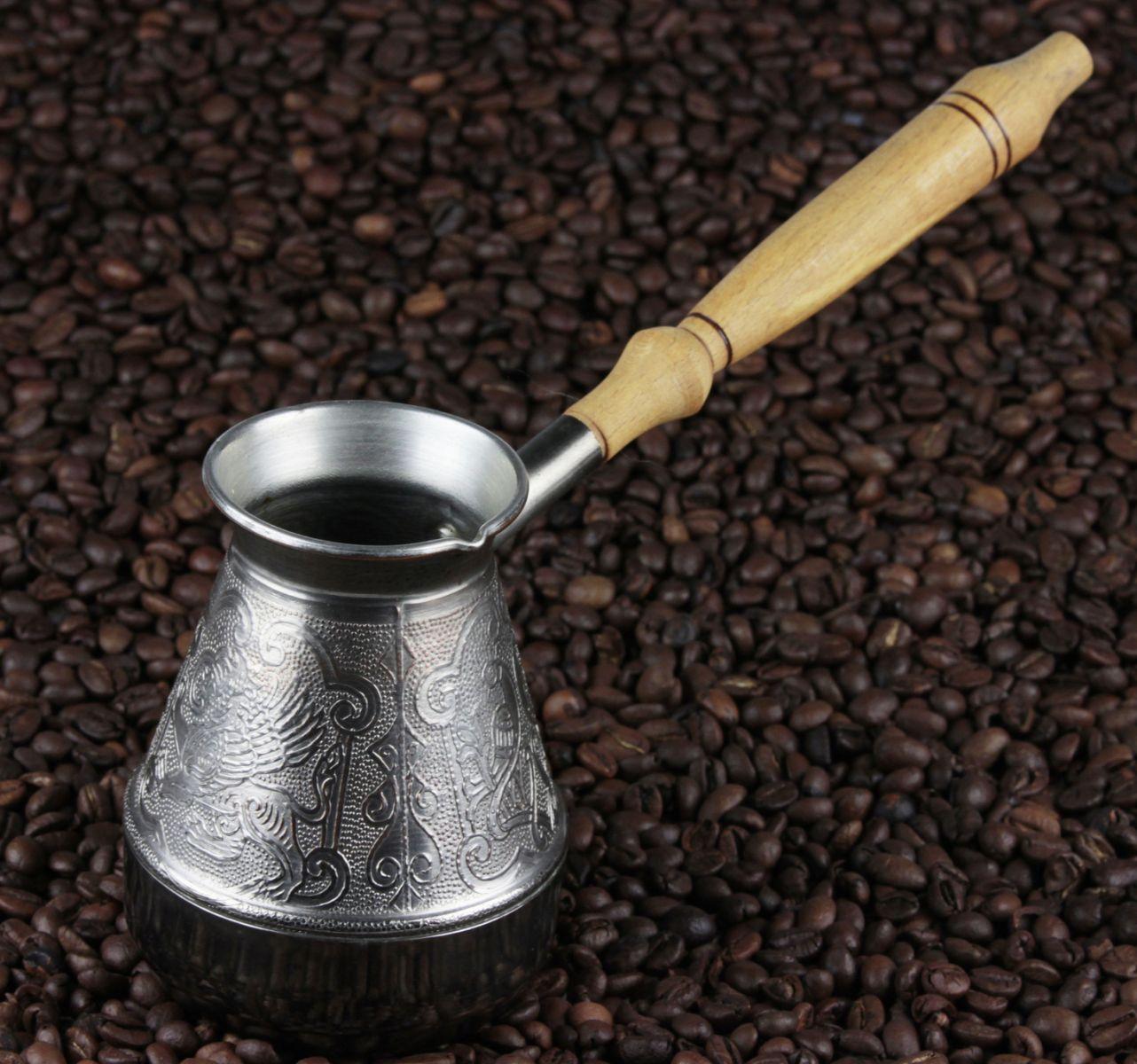 Кофе в турке рецепт пошагово