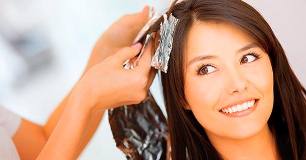 Как окрасить волосы во время беременности
