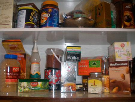 Можно ли хранить кофе в шкафчике на кухне?