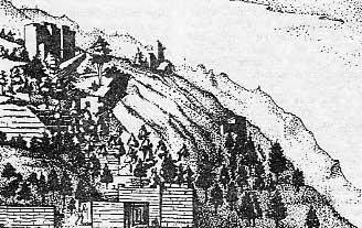 Горы вокруг Мохи, сплошь покрытые кофеными плантациями, расположенными террасами на склонах, называли