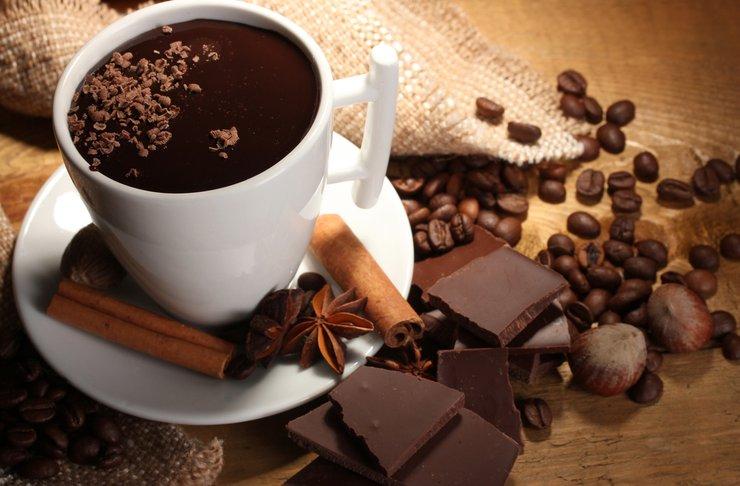 чай кофе шоколад купить