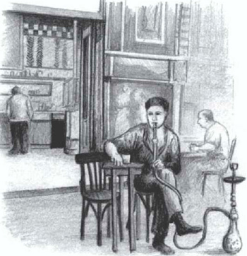 Кофейня Каира