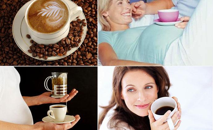 Сколько при беременности можно пить кофе