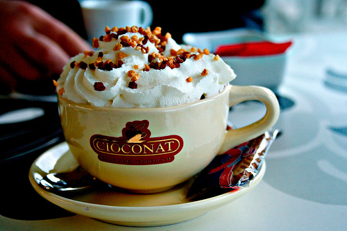 кофе со сливками рецепт калорийность