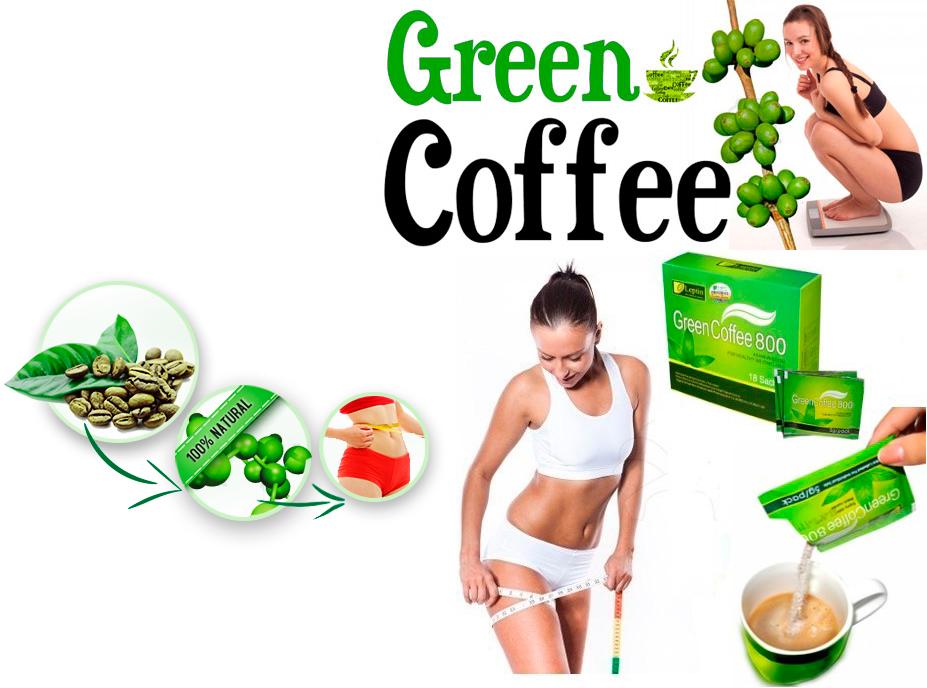Как похудеть пив зеленый кофе