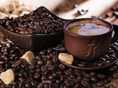 Пейте черный кофе