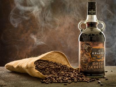 Кофе и ром