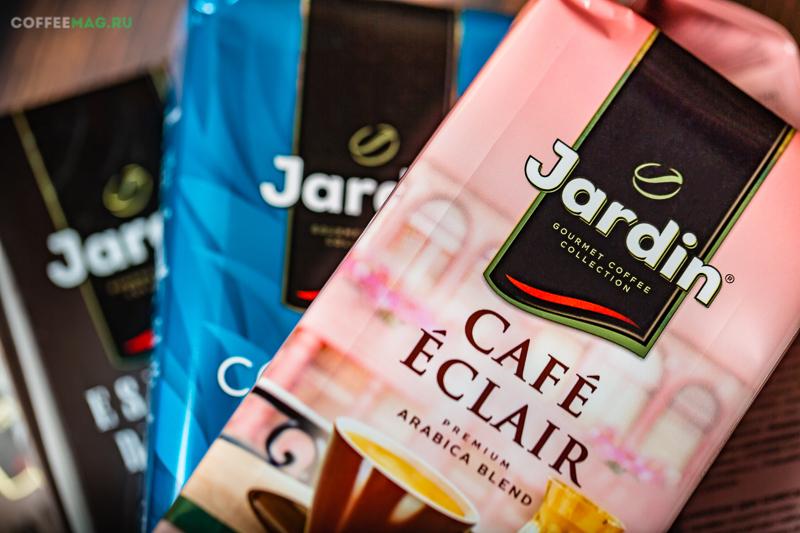 Кофе Jardin в капсулах