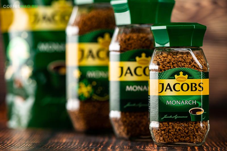 Кофе Jacobs (Якобс)