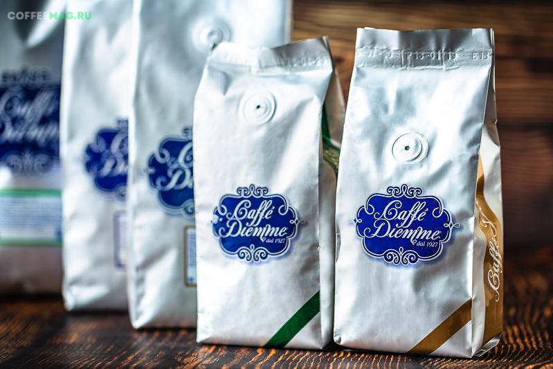 Кофе Diemme (Диэм) в капсулах