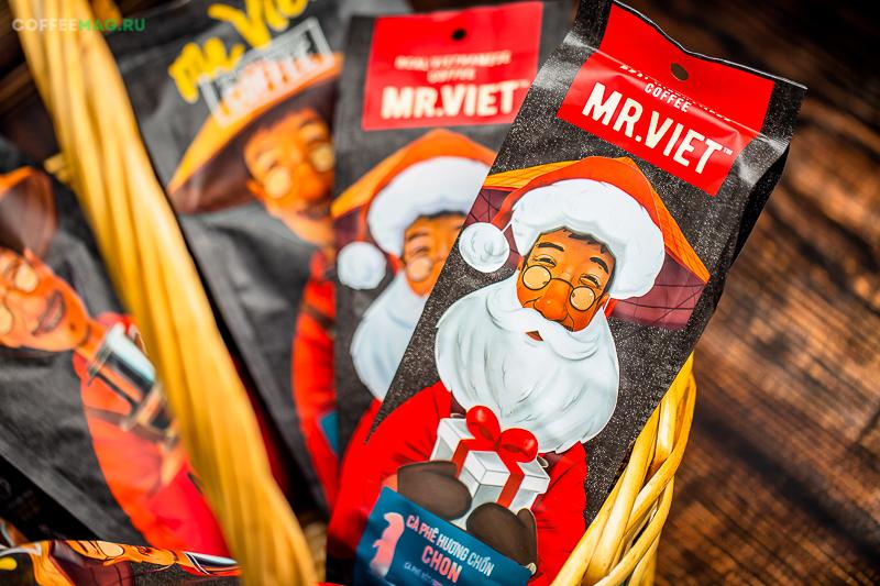 Кофе Mr Viet