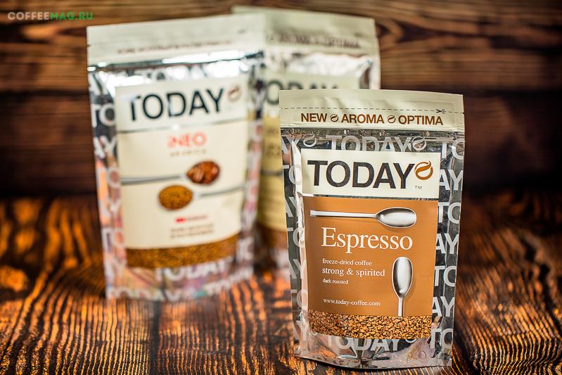 Кофе Today (Тудей)