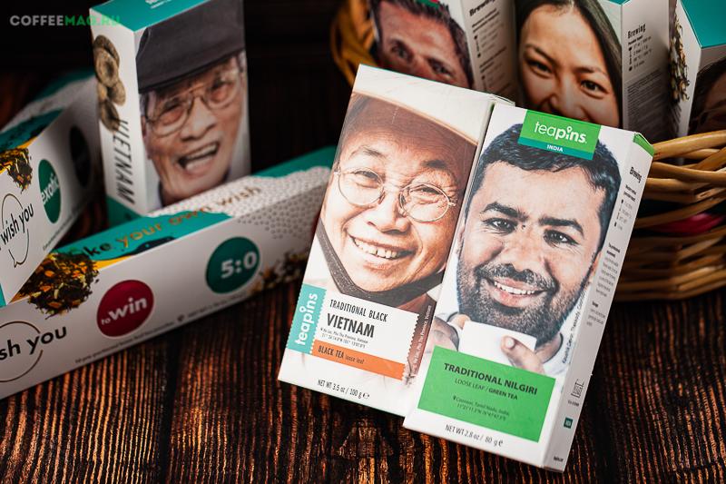 Чай Sense Asia Черный Маракуйя 100 гр