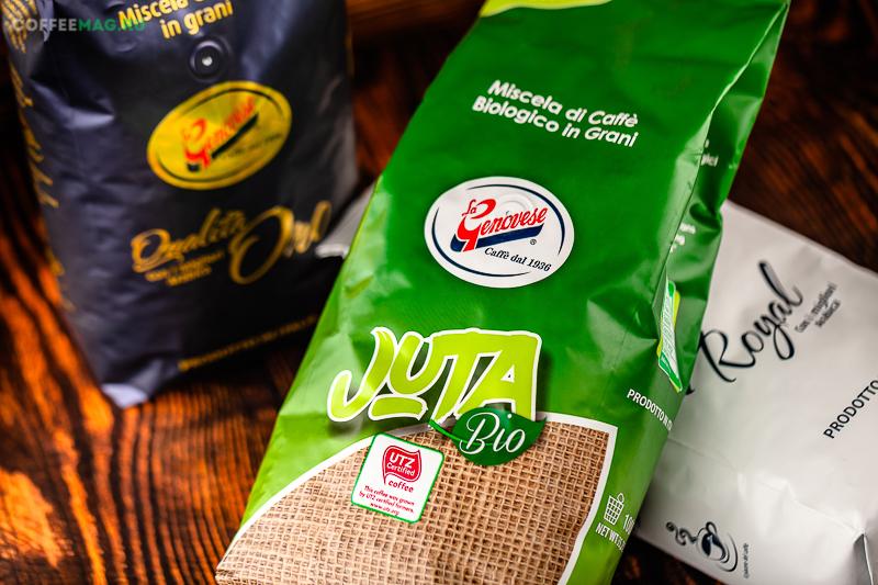 Кофе La Genovese (Ла Дженовезе)