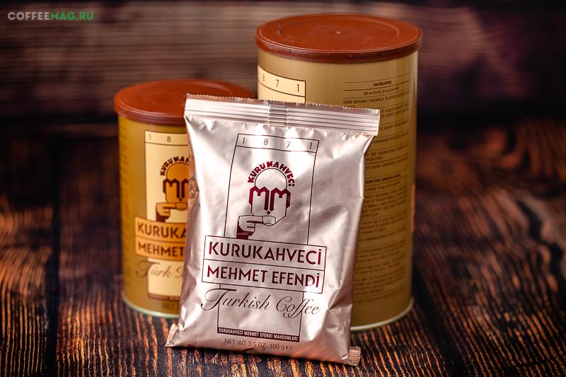 Кофе Mehmet Efendi (Мехмет Эфенди) молотый