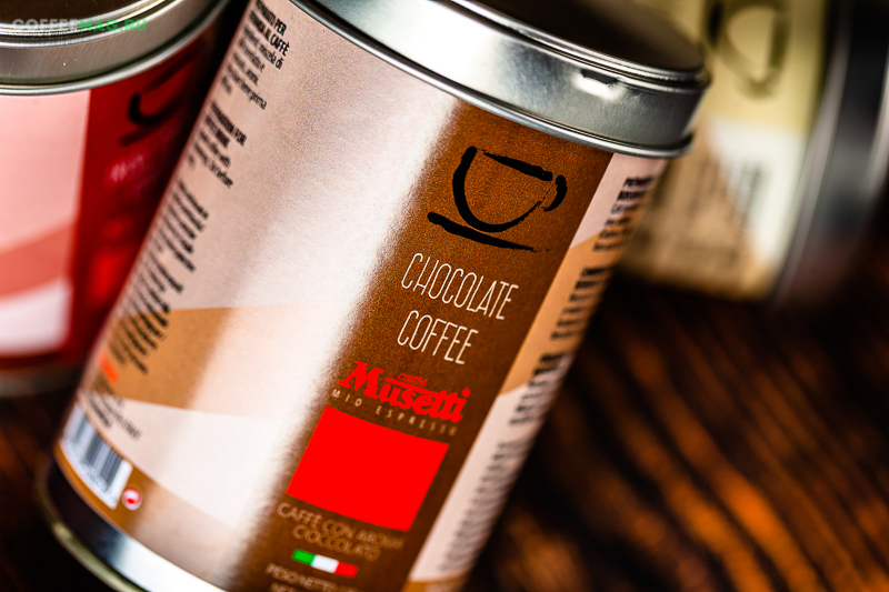 Кофе Musetti (Музетти) в капсулах