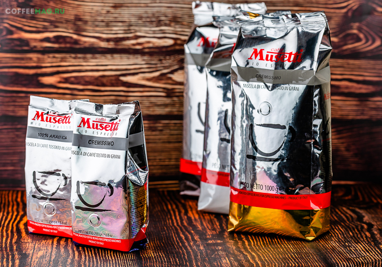 Кофе Musetti (Музетти)