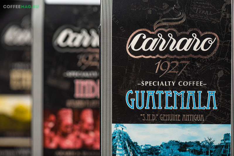 Кофе Carraro (Карраро)