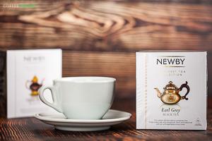 Листовой чай Newby черный Замунга 125 гр