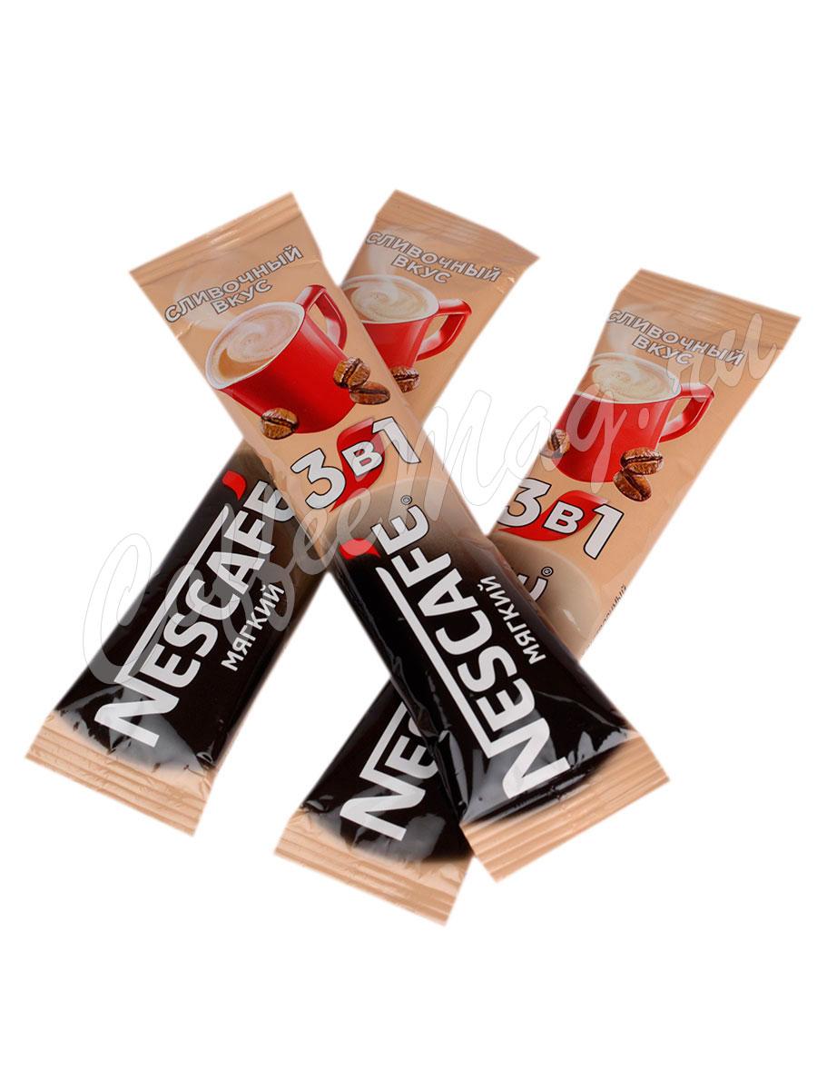 Кофе Nescafe 3/1 Мягкий 50 шт по 16 гр