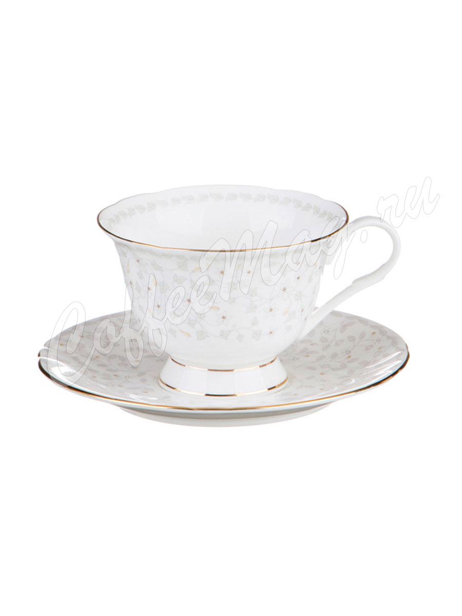 Чайный набор Lefard Вивьен на 6 персону 12 пр. (264-201)