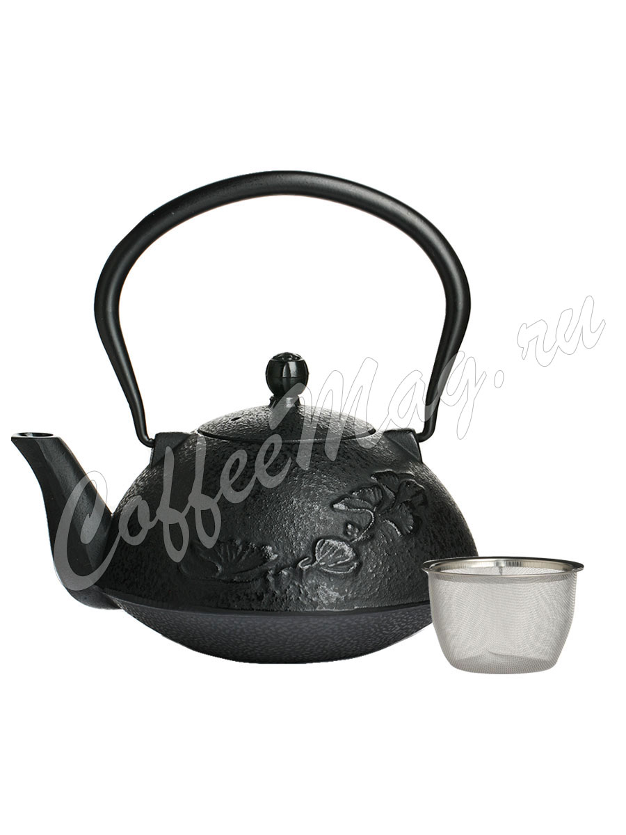 Чайник чугунный T-011 1 л