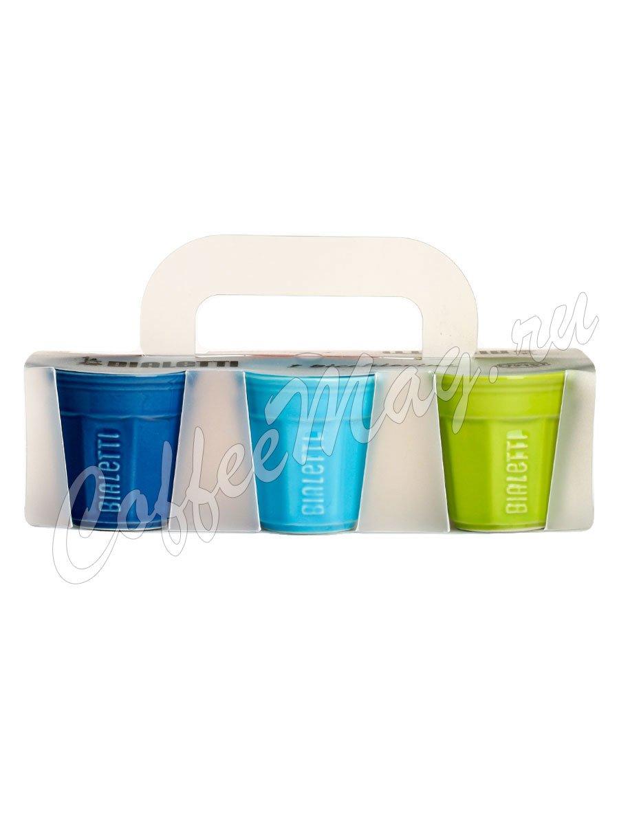 Набор стаканов Bialetti Multicolor из 6 штук (Y0TZ5000)