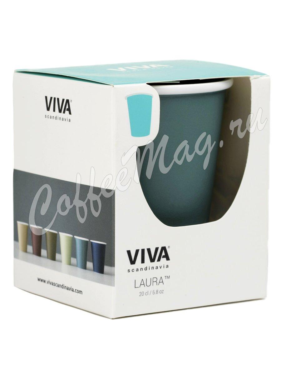 VIVA ANYTIME Laura Чайный стакан 0,2 л (V70054) Темно-зеленый