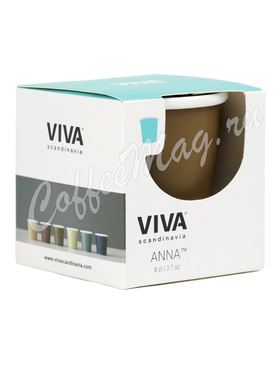 VIVA ANYTIME Anna Стакан 0,08 л (V70152) Коричневый