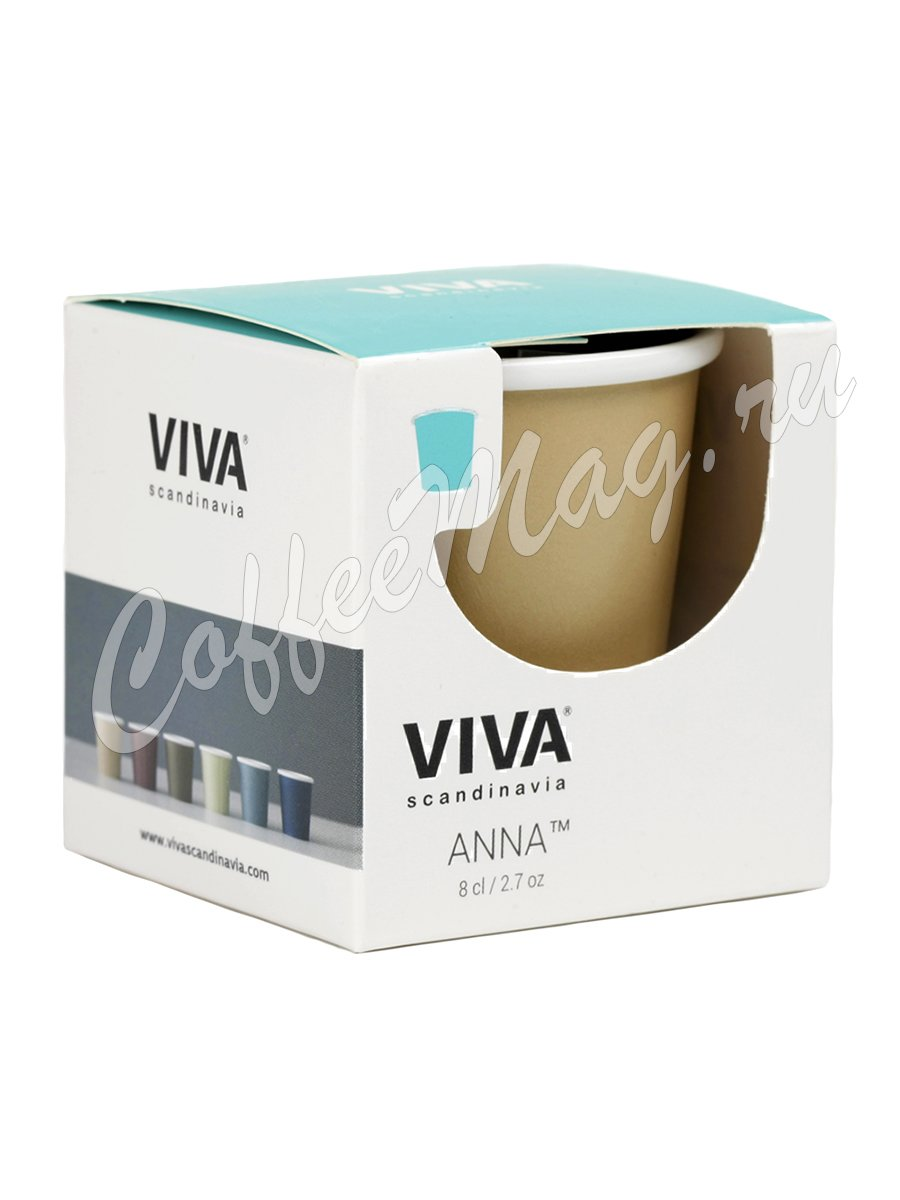 VIVA ANYTIME Anna Стакан 0,08 л (V70156) Хаки