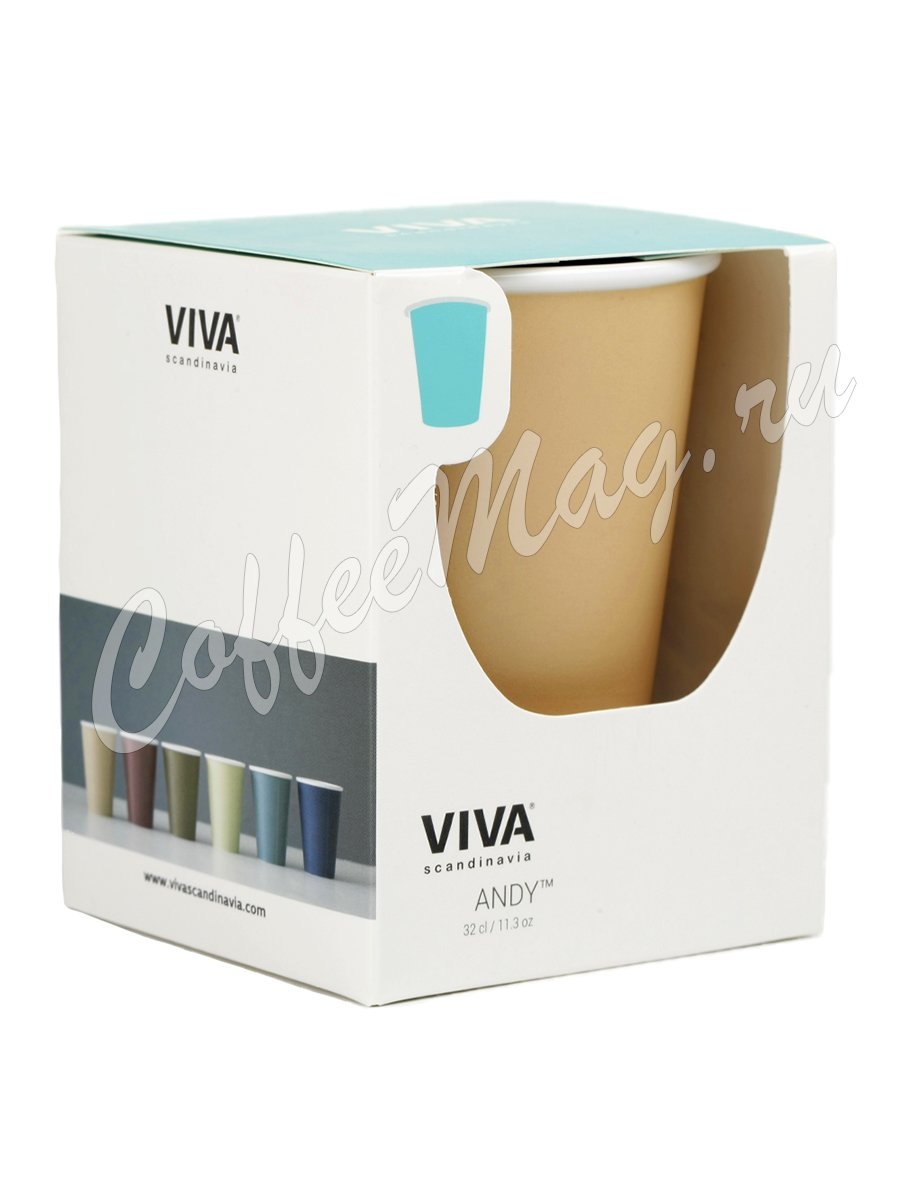 VIVA ANYTIME Andy Чайный стакан 0,32 л (V70856) Хаки