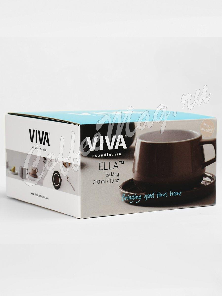 VIVA CLASSIC Ella Чайная чашка с блюдцем 0,3 л (V79750) Чайная роза