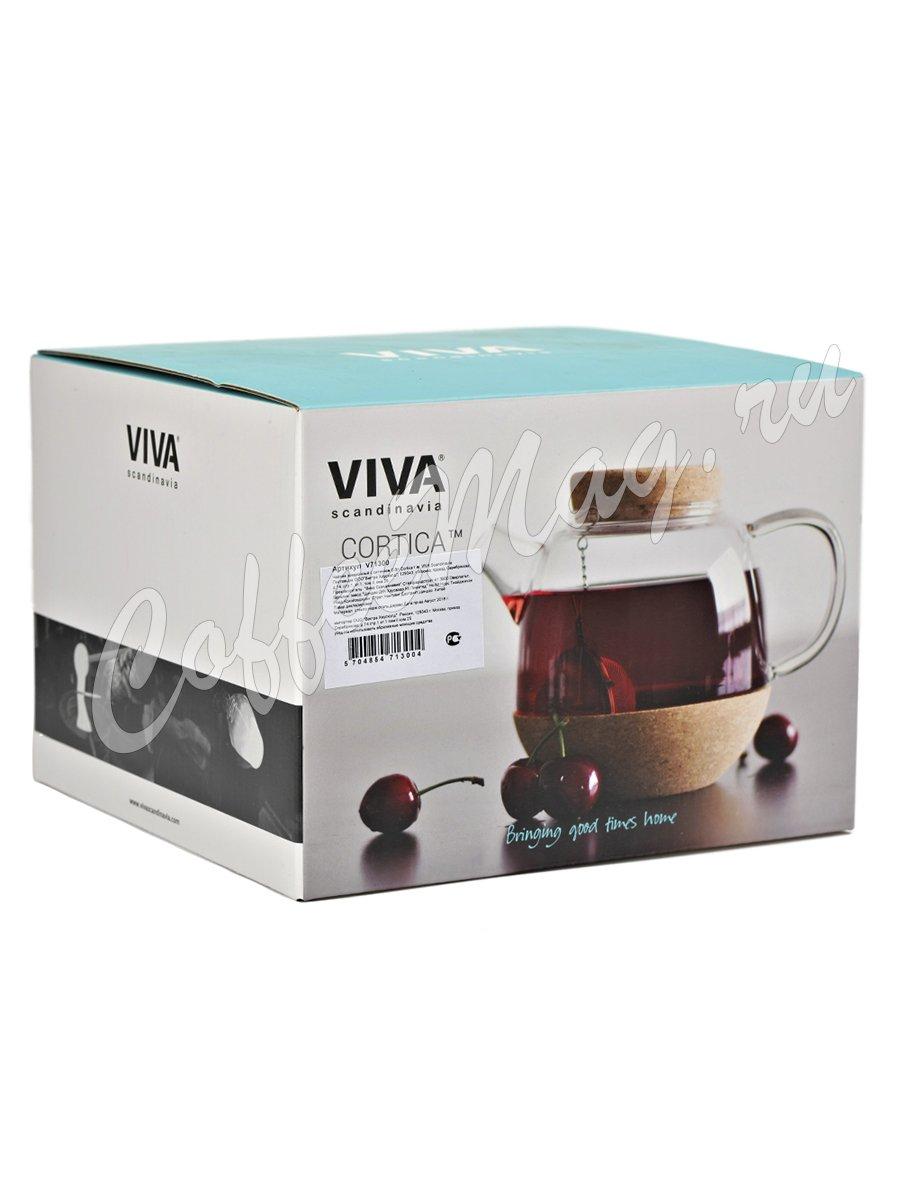 VIVA Cortica Чайник заварочный с ситечком 0.8 л (V71300)