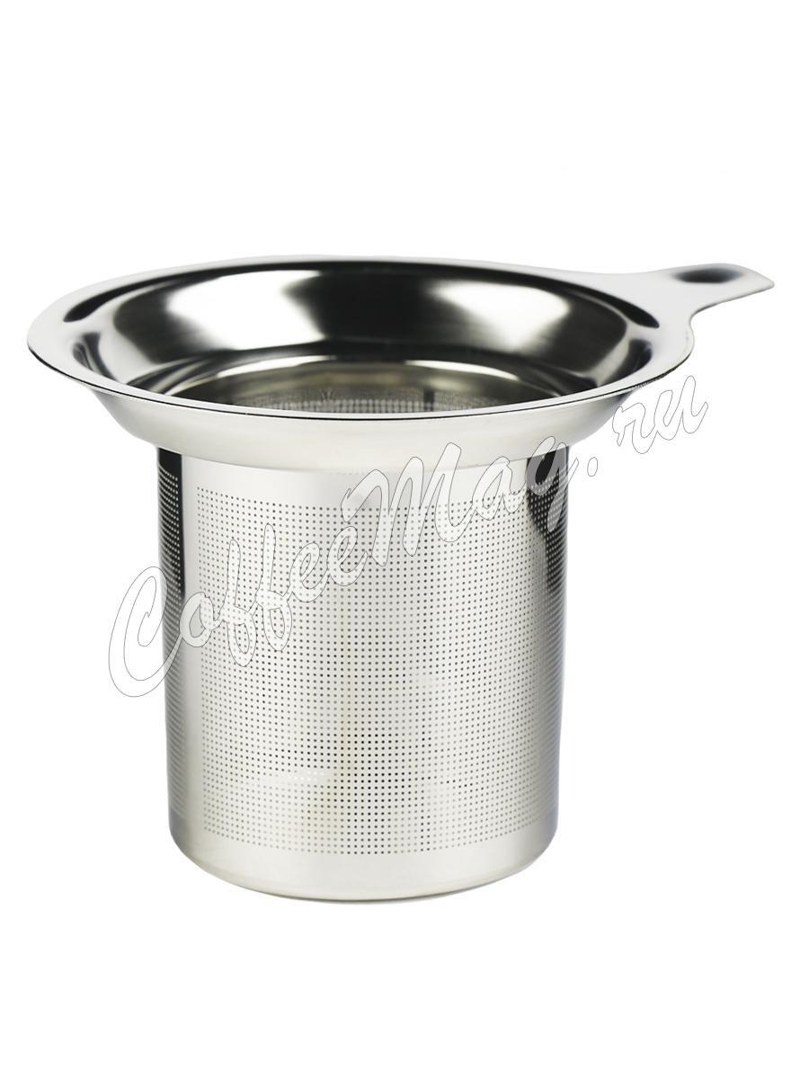VIVA MINIMA Чайная кружка с ситечком 0,5 л (V77502) Белый