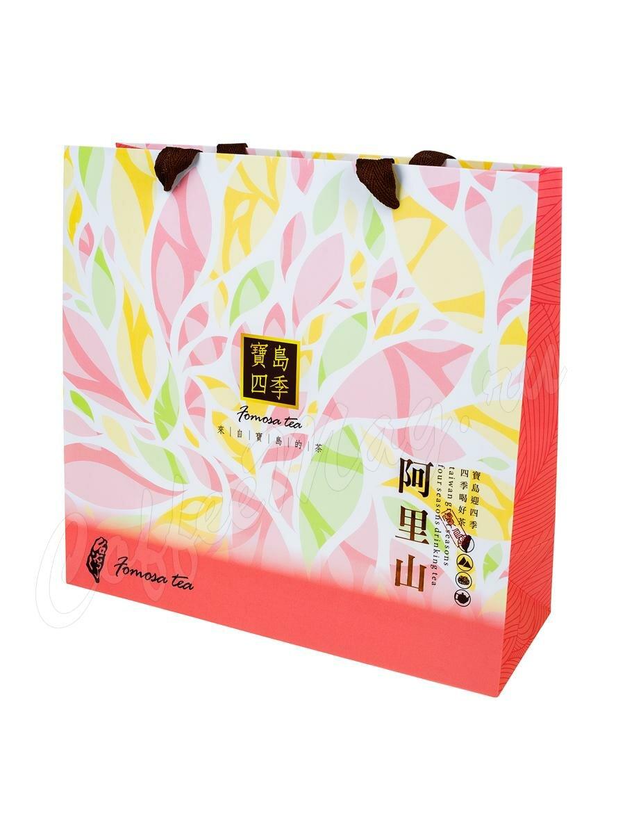 Подарочный набор коробка + 2 металлические банки в подарочном пакете (box-013)
