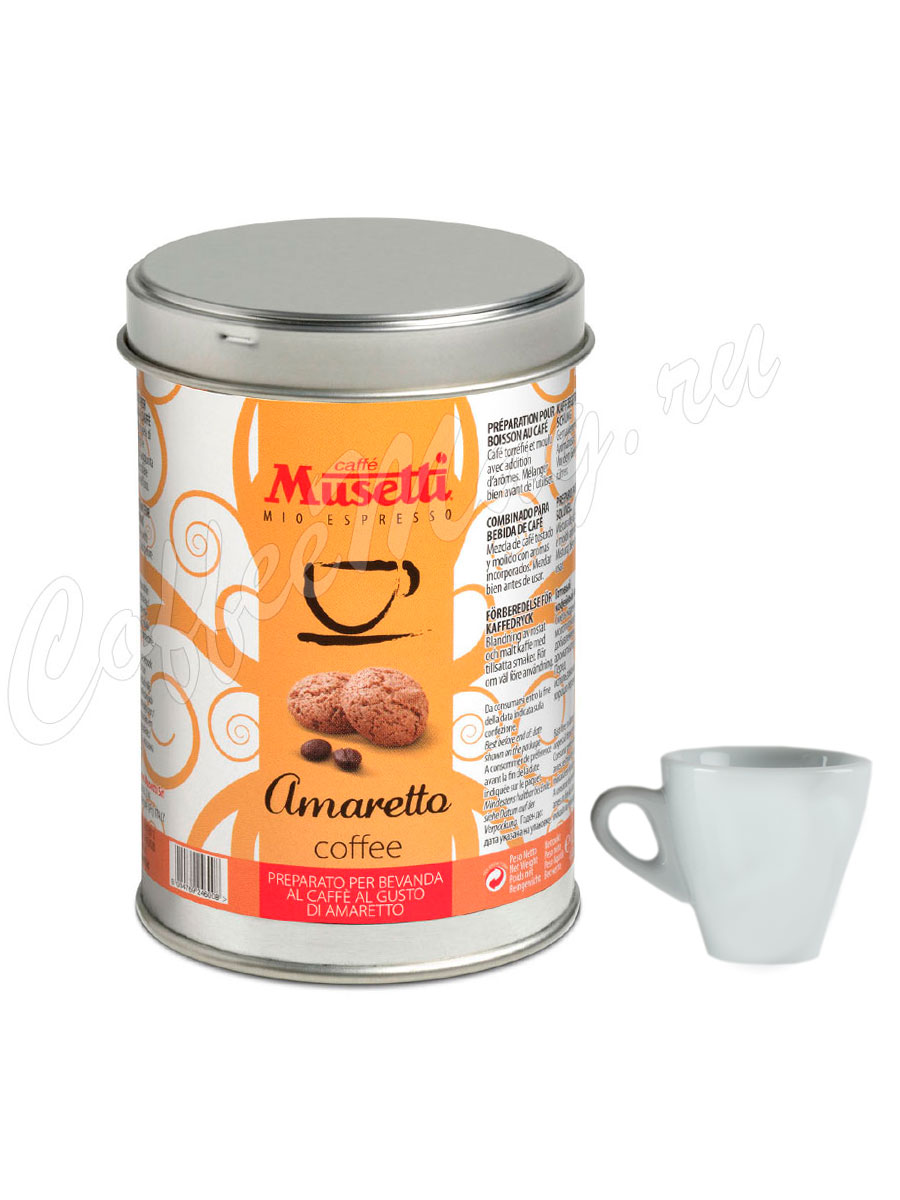 Musetti amaretto for Musetti coffee