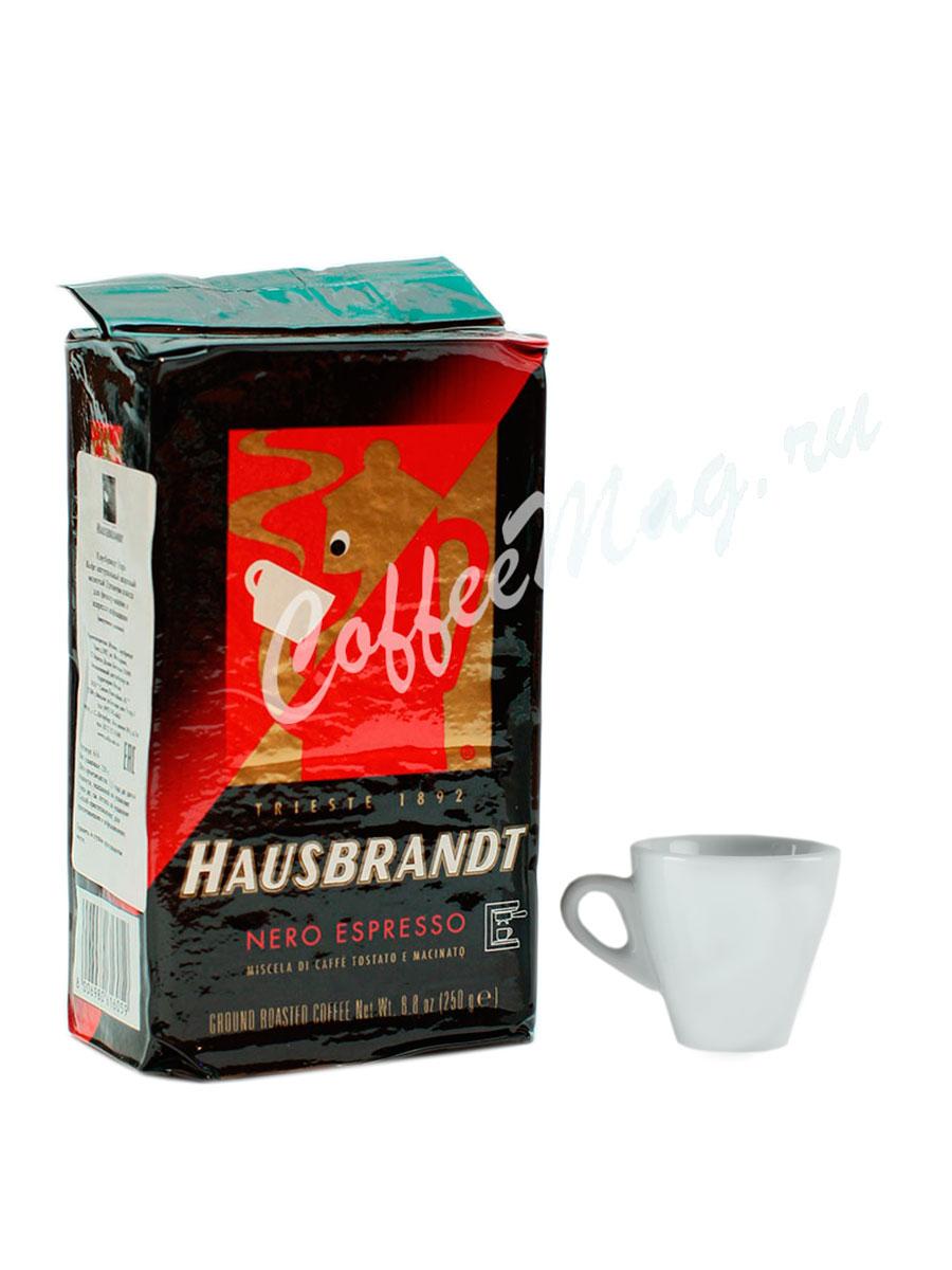 Купить hausbrandt кофе в зернах росса, 05 кг, вакуумная упаковка