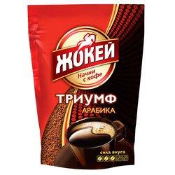 Кофе Жокей растворимый Триумф 450 гр