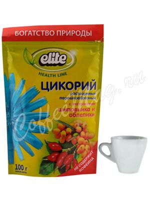 Цикорий Elite Шиповник Облепиха пакет 100 гр