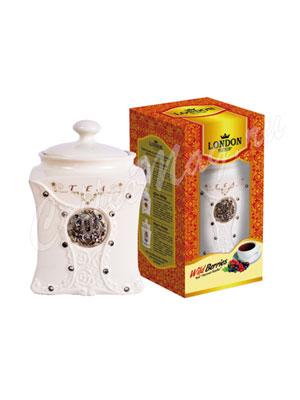 Подарочный набор Черный Чай Lоndon Tea Club