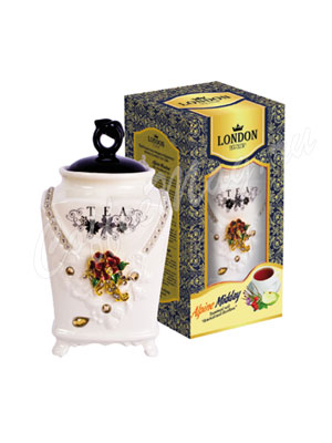 Подарочный Фруктово-травяной чай Lоndon Tea Club