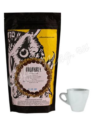 Кофе Owl в зернах Colombia San Pascual 250 гр