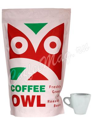 Кофе Owl в зернах Бленд двойной Эфиопии 1 кг