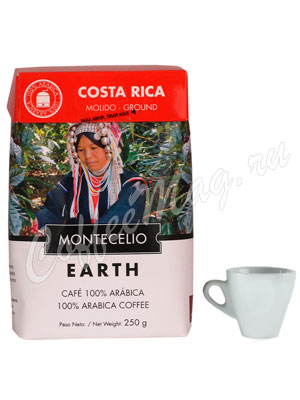 Кофе Montecelio Costa Rica молотый 250 гр.