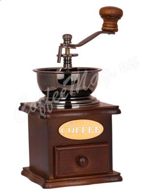 Кофемолка ручная с керамическими жерновами T-227